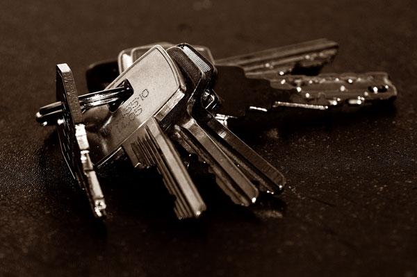 Schlüsselübergabe an die Gemeinde Katsdorf
